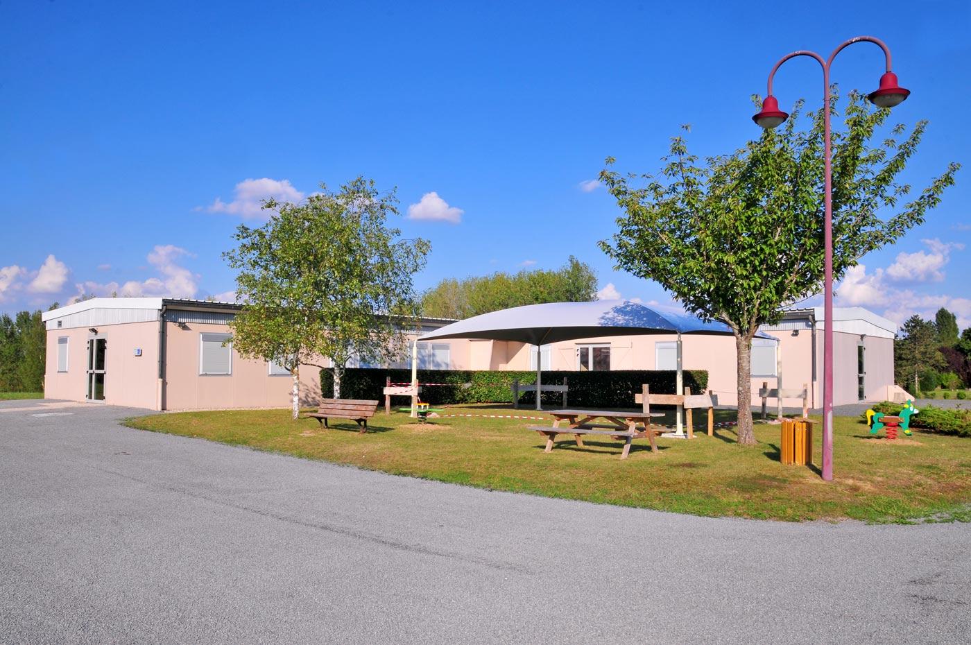Foyer Communal - Réservation - Villeneuve-La-Dondagre