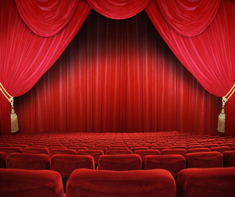 Rideau-theatre - Villeneuve-La-Dondagre