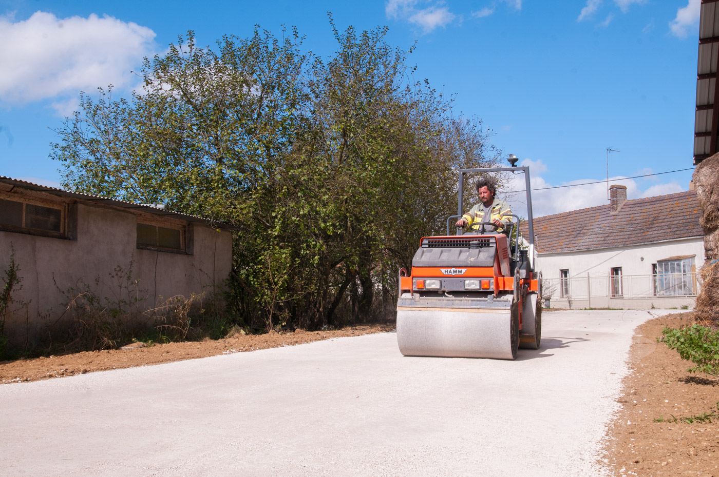 accès pompier