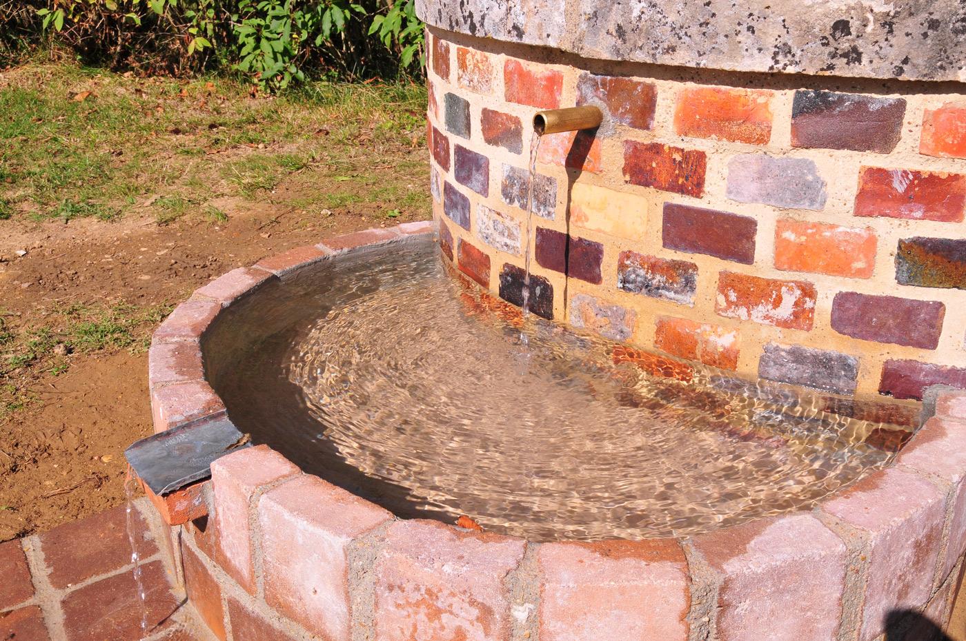 fontaine du puits